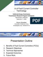 08_Development_of_Fault_Current_Controller_Technology