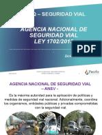 AGENCIA DE SEGURIDAD VIAL