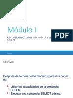 Fundamentals SQL Modulo 1
