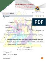 Correction-de-la-série-dexercices-sur-lélectrode-normale-à-hydrogène