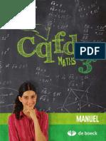 CQFD Maths 3e - Manuel ( PDFDrive )