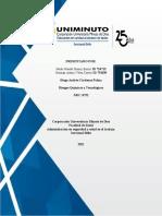 Informe Tecnico de Infirmacion Quimica