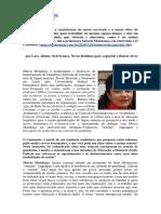 Entrevista - Márcia Mendonça O Consoante Dez 2020