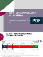 ISS5 Day 1 PM Principes de Management Au Soutien 2021