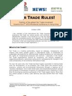 Fair Trade Rules