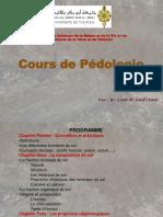 Cours de Pédologie_2020