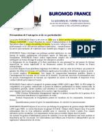 Contexte Buromod France