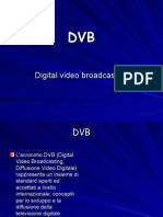 """"""" DVB """" Digital Video Broadcasting by A. Curcio, Alessio"""