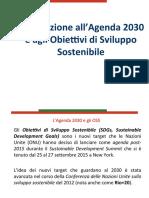 ONU verso 2030 ob sviluppo sostenibile