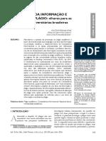 Técnicas de Pesquisa Texto 5 - Uso ético da informação e combate ao plágio, de Ana Paula Menezes Alves