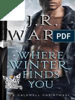 [Irmandade 17.5] Where Winter Finds You 'a Caldwell Christsmas' - 'Trez e Therese'