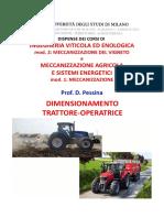 Dimensionamento Vitenol e Agrotec