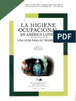 La Higiene Ocupacional en Latinoamerica