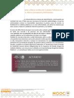 1.2 Marco Normativo y Marco Jurídico de Cuidados Paliativos en