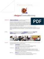 aSaigon/CreativeMorning Sponsorship Plan.1.1