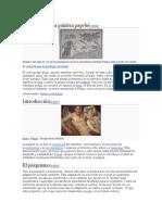 Etimología de la palabra Psique