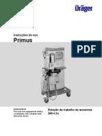 01 Instrução de Uso Primus