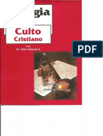 Valencia Avila, Vidal - Liturgia Del Culto Cristiano