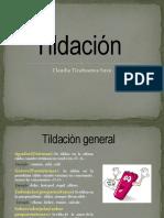 Tildación 2