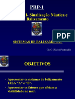 PRP11-Sistemas de Balizamento