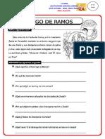 FICHA DOMINGO DE RAMOS