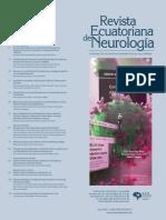 Revista Ecuatoriana de Neurologia