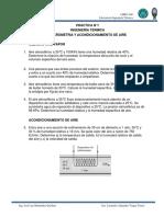 Práctica 1 I-2020 MEC 440 Ingeniería Térmica