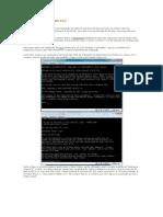 Instalação do Slackware 12