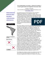 Vásquez Karina_ de La Modernidad y Sus Mapas – Revista de Occidente y La Nueva Generación en La A