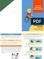 Cartilha Pediatria - Paralisia Cerebral