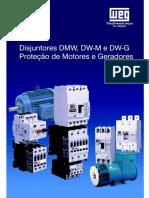 Catalogo WEG Acionadores DMW DWM DWG