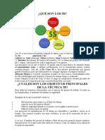 LAS 5S Y PIRAMIDE DE MASLOW-JERARQUIA