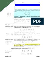 Chapitre 4. Matrices