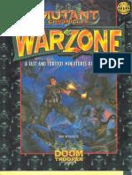 Warzone Rulebook 1ed