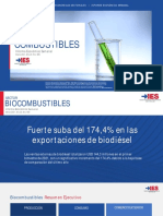 Informe Biocombustibles - Marzo 2021.
