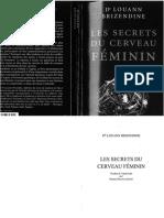 Brizendine Louann Les Secrets Du Cerveau