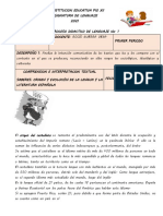 ORIGEN DE LA LENGUA CASTELLANA (2)