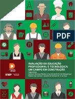 Avaliação Da Educação Profissional e Tecnológica - Um Campo Em Construção