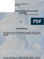 Aula Tecnologias Da Informacao - TICS