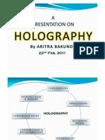 Holography Presentation