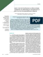 01 - Antigenemia y rt-PCR en el diagnóstico de enfermedad por CMV en adultos con VIH
