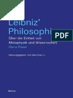 【莱布尼茨研究】Leibniz' Philosophie