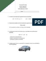 1. Práctica Calificada 1 - CAF1