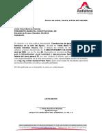4.- DESIGNACIÓN DE SUPERINTENDENTE