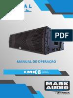 Manual de Operação Lmk8