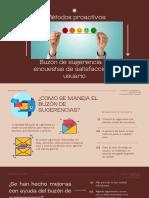TALLER# 8 Métodos Proactivos_ Buzón de Sugerencias, Encuestas de Satisfacción Al Usuario (1) (1)