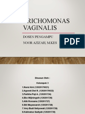 a Trichomonas klinikai megnyilvánulásai a legjobb féreghajtók