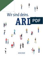 ARD - 2019 - Wir sind deins