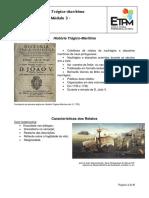 História Trágico-Marítima - material de apoio