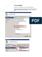 Server 2008 Routing and Remote Access